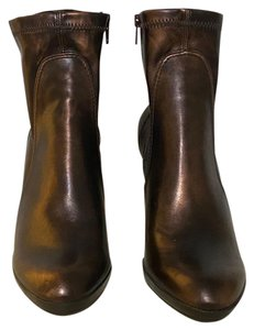 Franco Sarto Chrome/Brown Boots