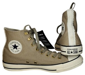 Converse Tan White Athletic