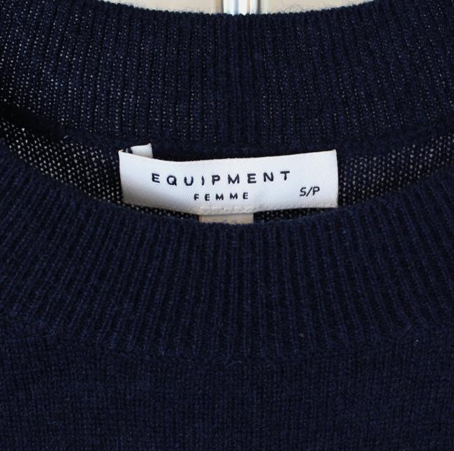 Equipment Date Night Night Out Party Hollywood Holiday Sweater Image 7