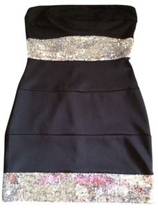 Mystic Sequin Sexy Flirty Sylish Dress