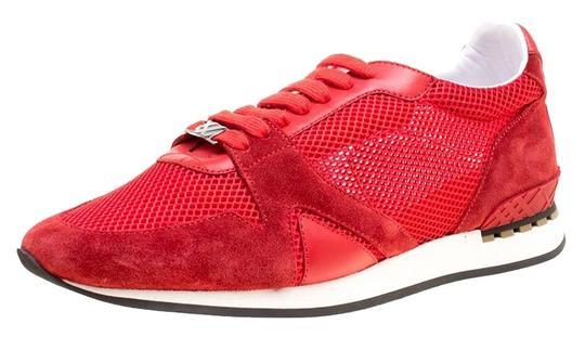 Preload https://img-static.tradesy.com/item/26448438/burberry-red-mesh-and-suede-sneakers-size-eu-39-approx-us-9-regular-m-b-0-2-540-540.jpg