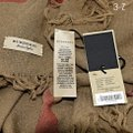 Burberry Burberry House Check Color Wool Square Scarf/Wrap Image 6