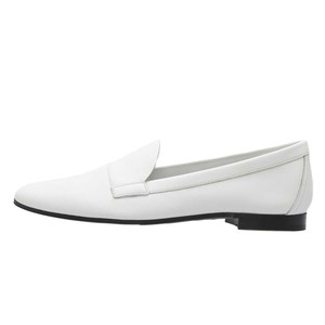 PIERRE HARDY Leather White Flats