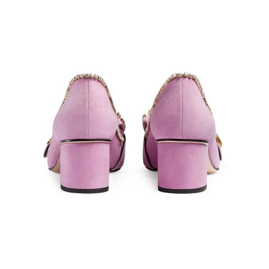 Gucci Pink Pumps Image 1