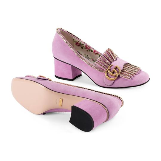 Gucci Pink Pumps Image 2