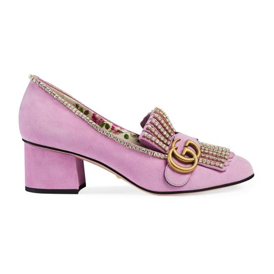 Gucci Pink Pumps Image 3