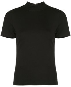Alexis Fitted T Shirt Black