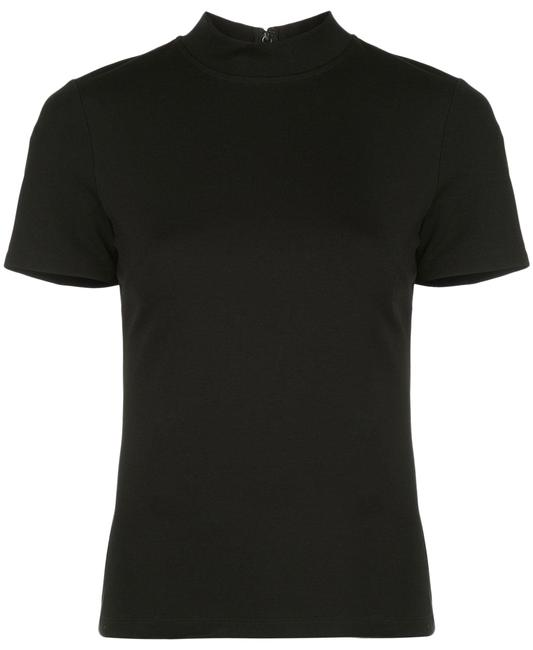 Alexis Fitted T Shirt Black Image 0