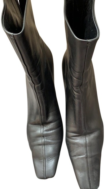 Item - Black Ankle Boots/Booties Size EU 39.5 (Approx. US 9.5) Regular (M, B)