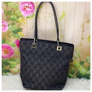 Gucci Tote in Black, Blue - item med img