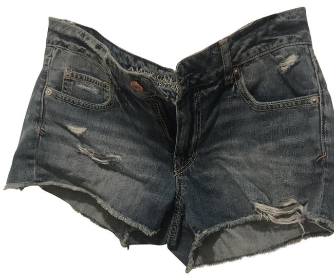 Item - Denim Shorts Size 12 (L, 32, 33)