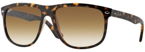 Ray-Ban RAY BAN RB4147 TORTOISE PLASTIC LIGHT BROWN GRADIENT LENS SUNGLASSES