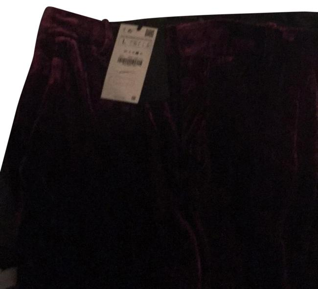 Item - Maroon Evening Wear Collection Pants Size 12 (L, 32, 33)