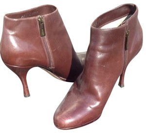 Via Spiga Chocolate Brown Boots