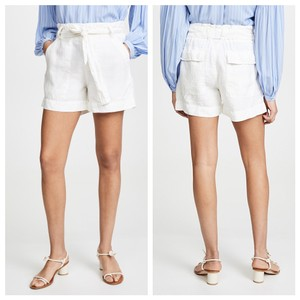 Joie Bermuda Shorts white