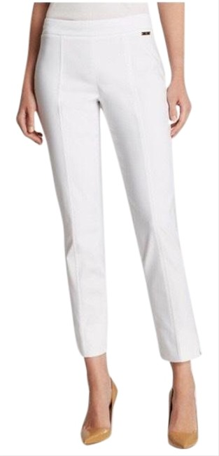 Item - White Callie Pants Size 14 (L, 34)