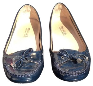 Michael Kors Midnight Blue Flats