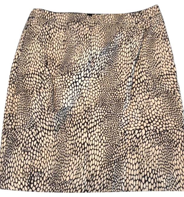 Item - Printed Pencil Skirt Size 4 (S, 27)