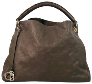 Louis Vuitton Artsy Artsy Mm Empreinte Shoulder Hobo Bag