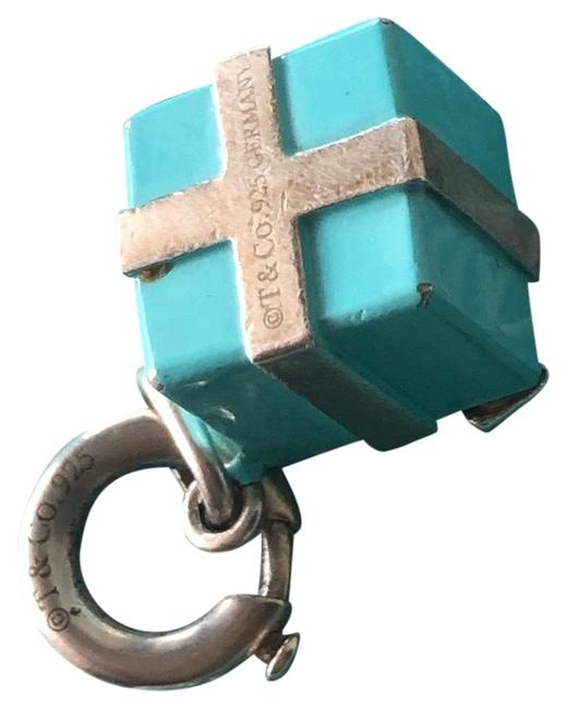 Tiffany & Co. Box Blue Charm Tiffany & Co. Box Blue Charm Image 1