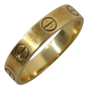 Cartier Cartier Yellow Gold Size 50 Love Ring