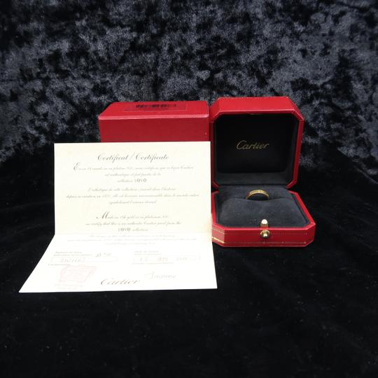 Cartier Cartier Yellow Gold Size 50 Love Ring Image 1