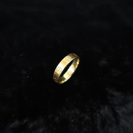 Cartier Cartier Yellow Gold Size 50 Love Ring Image 2