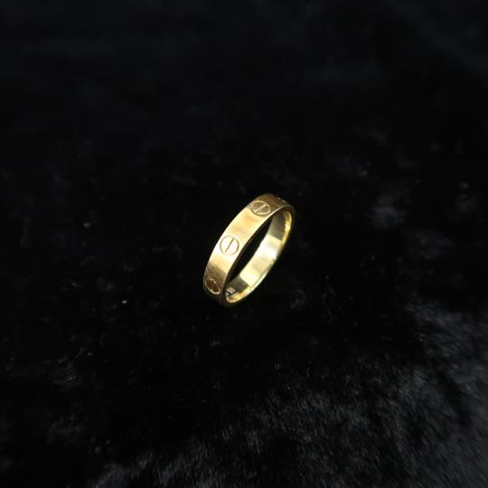 Cartier Cartier Yellow Gold Size 50 Love Ring Image 3