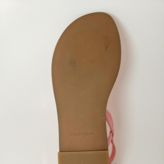 Cole Haan Pink Flats Image 2