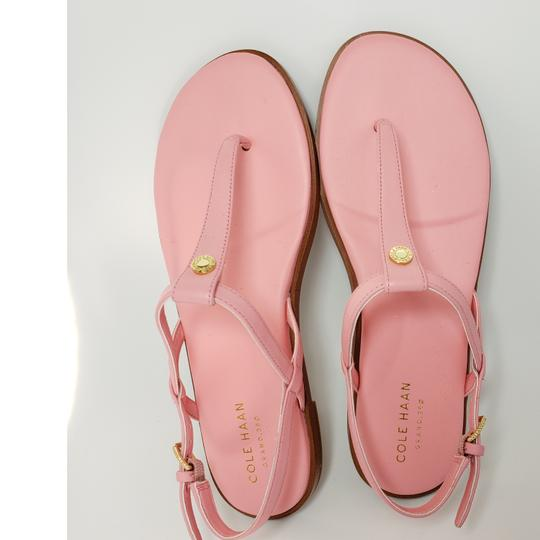 Cole Haan Pink Flats Image 4