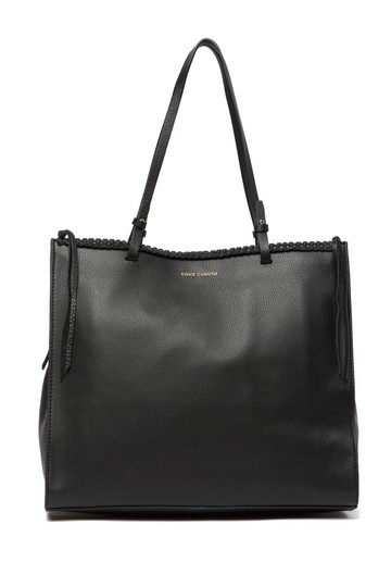 Vince Camuto Tote in Black Image 1