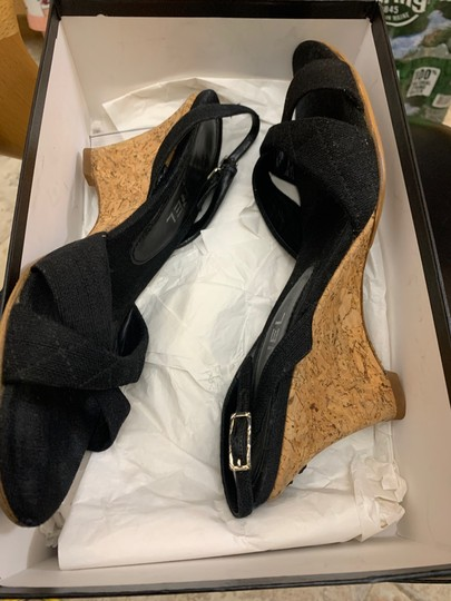 Chanel Wedges Image 3