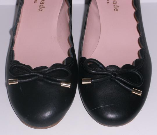Kate Spade Black Pumps Image 2
