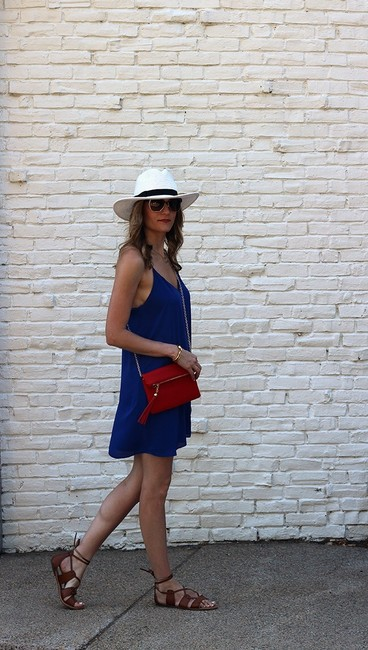 Club Monaco short dress Navy on Tradesy Image 8