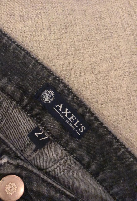 Axels of Vail Skinny Jeans-Distressed Image 2