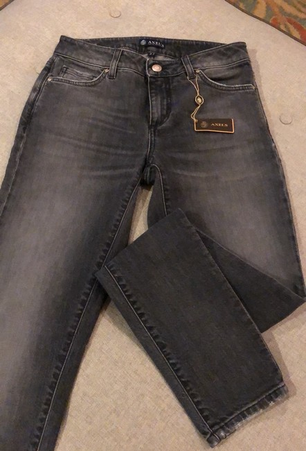 Axels of Vail Skinny Jeans-Distressed Image 4