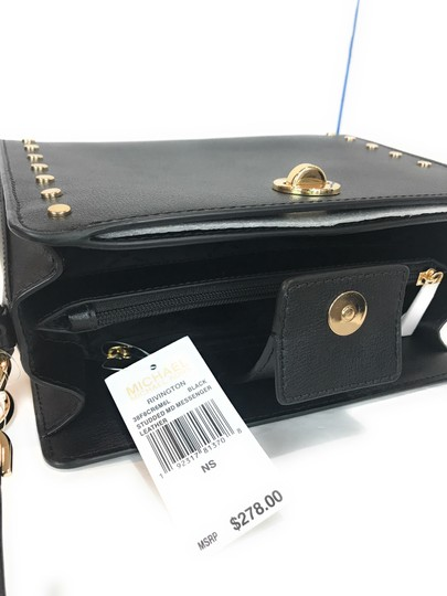 Michael Kors black Messenger Bag Image 1