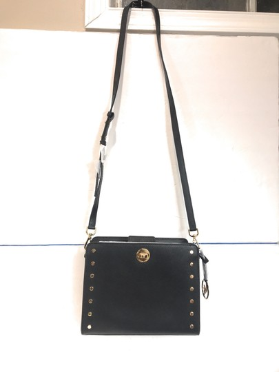 Michael Kors black Messenger Bag Image 10
