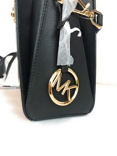 Michael Kors black Messenger Bag Image 4