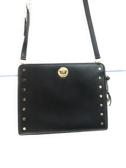Michael Kors black Messenger Bag Image 8