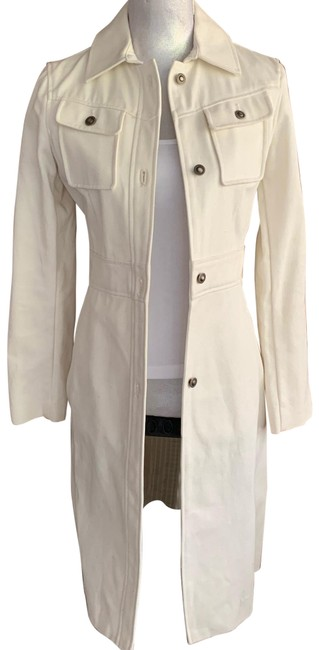 Preload https://img-static.tradesy.com/item/26454754/kenneth-cole-winter-white-denim-long-jacket-coat-size-2-xs-0-1-650-650.jpg