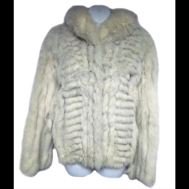 Saga Furs Fox Fur Coat Image 1