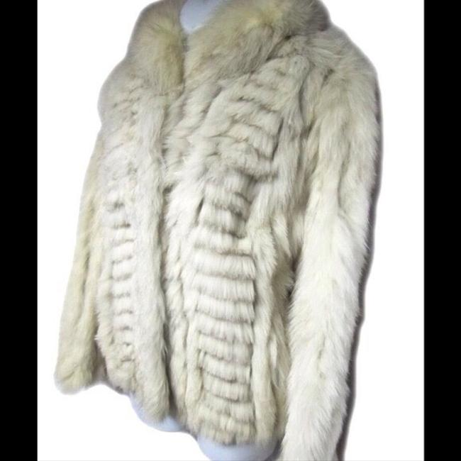 Saga Furs Fox Fur Coat Image 2
