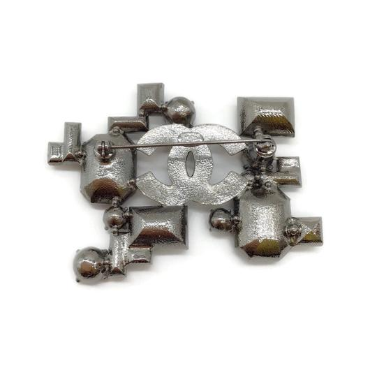 Chanel Jeweled Brooch Image 1