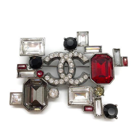 Chanel Jeweled Brooch Image 3