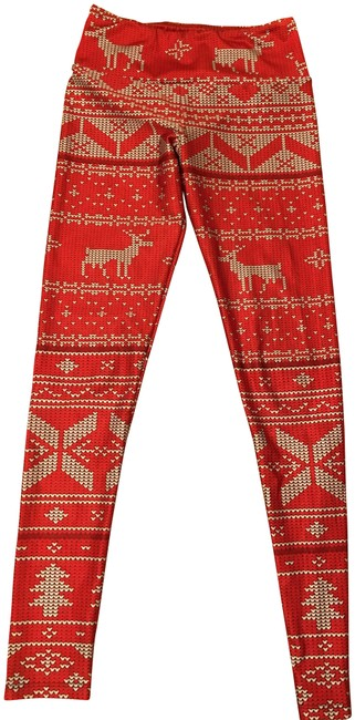 Preload https://img-static.tradesy.com/item/26454937/goldsheep-red-and-white-holiday-activewear-bottoms-size-8-m-29-30-0-1-650-650.jpg