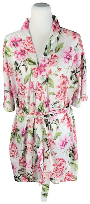 Preload https://img-static.tradesy.com/item/26455075/show-me-your-mumu-pink-brie-garden-of-blooms-floral-print-robe-activewear-size-os-one-size-0-1-650-650.jpg