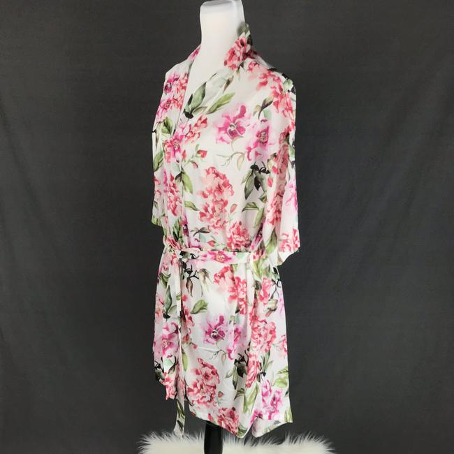 Show Me Your Mumu Brie Garden Of Blooms Floral Robe Lightweight Jacket Image 1