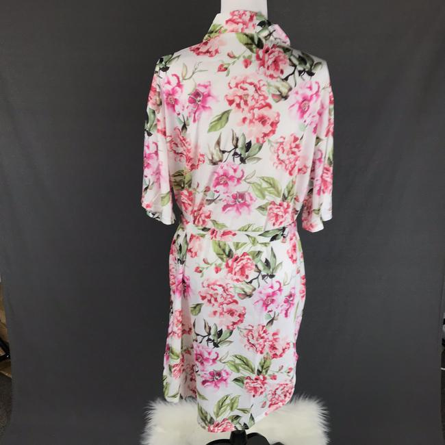 Show Me Your Mumu Brie Garden Of Blooms Floral Robe Lightweight Jacket Image 2