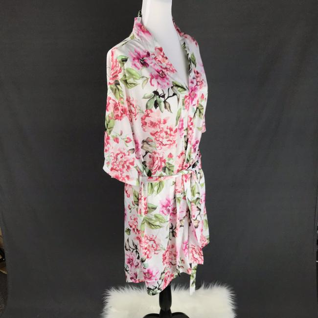 Show Me Your Mumu Brie Garden Of Blooms Floral Robe Lightweight Jacket Image 3
